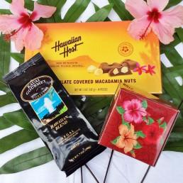 Hawaiian Holiday Gifts – Chocolate, Coffee & Mug