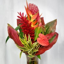 The Poipu Tropical Bouquet