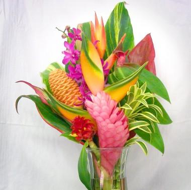 """Special Mom"" Hawaiian Bouquet"