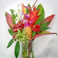 """Special Mom"" Hawaiian Bouquet"